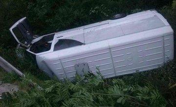 Dopravná nehoda pri Bytči 9.7.2018