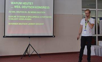 Deutschkongress na pôde Katolíckej univerzity v Ružomberku