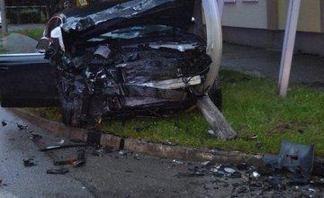 Vážna dopravná nehoda v Tvrdošíne 11.7.2018