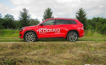 Redakčný test Škoda Kodiaq Sportline