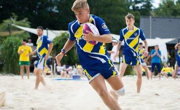 5. ročník medzinárodného turnaja v plážovom rugby Bears Beach Rugby