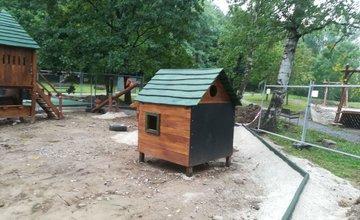 Pokračovanie rekonštrukcie Lesopark Chrasť Žilina