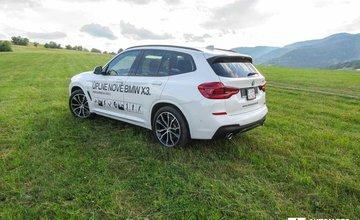 Redakčný test BMW X3