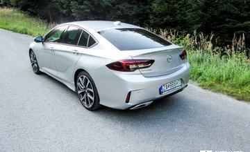 Redakčný test Opel Insignia GSi Grand Sport