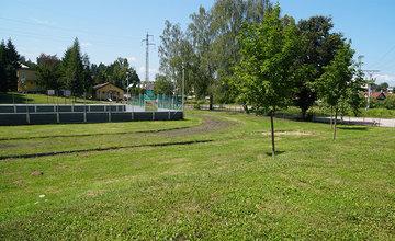 Miesto pre výstavbu novej materskej školy v Trnovom