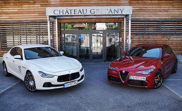 Alfa Romeo vs. Maserati