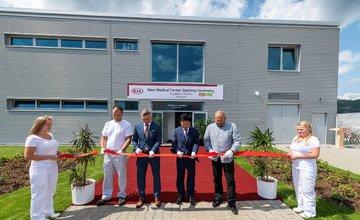 Zdravotné stredisko Kia Motors Slovakia