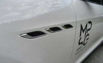 Redakčný test Maserati Ghibli