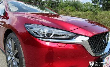 Redakčný test Mazda 6 Wagon
