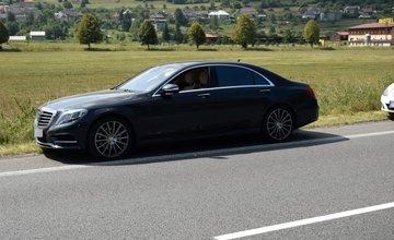 Kradnutý luxusný Mercedes-Benz Ružomberok 23. august 2018