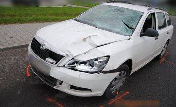 Dopravná nehoda Námestovo 31.08.2018