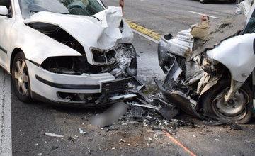 Fotografie z nehody pod Strečnom 5.9.2018