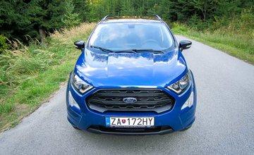 Redakčný test: Ford EcoSport