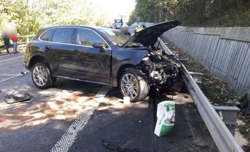 Tragická dopravná nehoda na Orave 30.9.2018