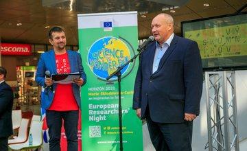 Európska noc výskumníkov 2018 v žilinskom Auparku