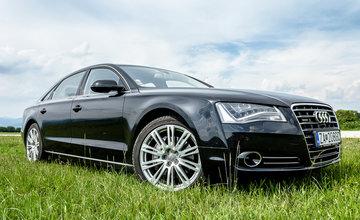Luxusné Audi A8 Long na predaj - Žilinský samosprávny kraj