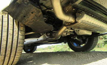 Redakčný test Volkswagen Touareg
