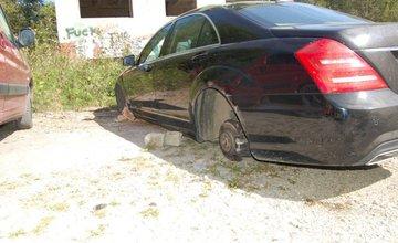 Prípady krádeží spôsobené vlámaním sa do áut, garáží a skladov na Kysuciach