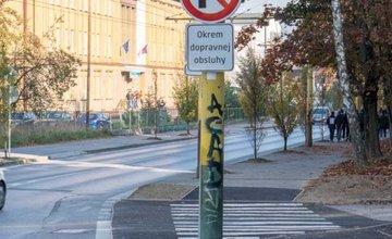 Zmena organizácie dopravy - Puškinova ulica v Žiline