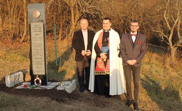 Odhalenie Pamätníka obetiam 1. svetovej vojny v obci Lalinok