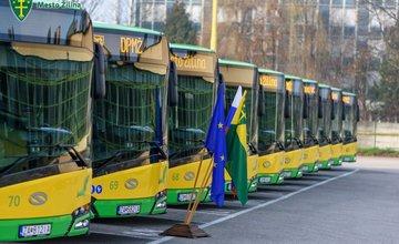 Nové autobusy typu Solaris Urbino 12 v žilinskej MHD