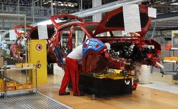 FOTO: V závode Kia Motors Slovakia slávnostne spustili výrobu modelu ProCeed