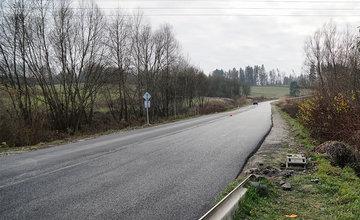 FOTO: Hôrecká cesta má od dnes nový asfaltový koberec