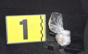 Zadržanie drogových dílerov na Orave