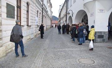 FOTO: Na Radnici mesta Žilina odhalili pamätnú tabuľu