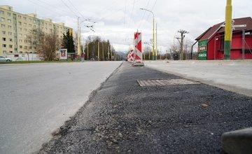 Problémy po rekonštrukcií prvých zastávok MHD v Žiline