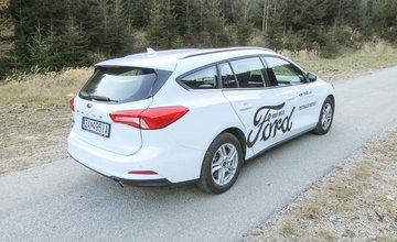 Redakčný test Ford Focus Kombi