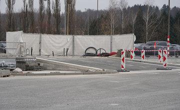 FOTO: Rozšírenie parkoviska pri predajni Kaufland a poliklinike ŽILPO