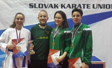 Majstrovstvá Slovenska v karate dorastencov a juniorov 2018
