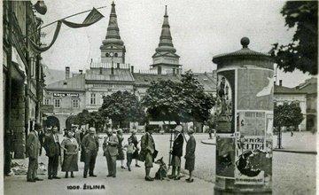 Historické fotografie mesta - 48.časť