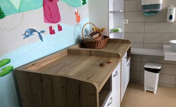 Nový priestor pre rodiny s deťmi v nemocniciach Žilinskej župy