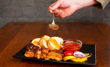 Ochutnávka nových jedál v reštaurácií Nirrti na Solinkách
