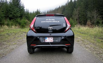 Redakčný test Toyota Aygo
