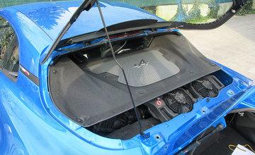 Redakčný test Alpine A110
