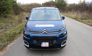 Redakčný test Citroën Berlingo