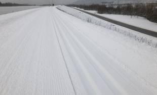Bežecká stopa VD Žilina a úprava Beskydsko-Javorníckej lyžiarskej bežeckej magistrály