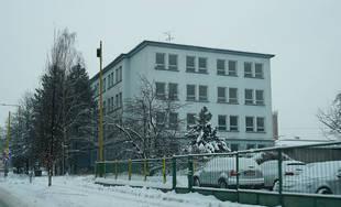 Budova bývalej Stavebnej fakulty Žilinskej univerzity na Hlinách