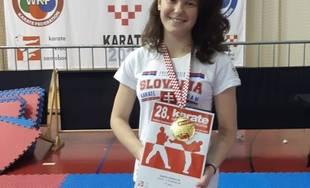 AC UNIZA Karate klub Žilina v chorvátskom Sambore
