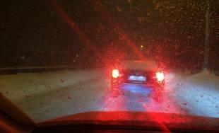 Dopravná situácia v Žilinskom kraji 14.1.2019