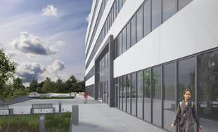 Zelené Vlčince a rekonštrukcia budovy Poštová na Vlčincoch