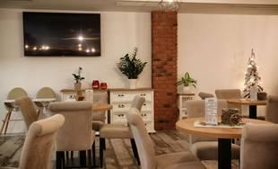 Nová reštaurácia v centre kúpeľného mesta Rajecké Teplice