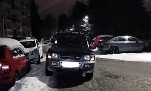 Mestskí policajti zadržali v pondelok 28. januára opitého vodiča