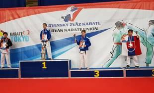 Karatisti AC UNIZA Žilina na GRAND PRIX SLOVAKIA 2019