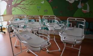 Nové postieľky na Novorodeneckom oddelení FNsP Žilina