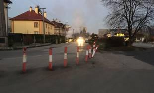 Na ulici Mila Urbana v Žiline horeli nadránom dve vozidlá