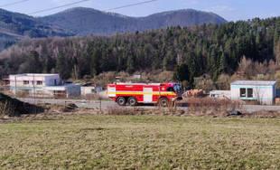 Požiar rodinného domu v mestskej časti Žilina - Zádubnie 31.3.2019